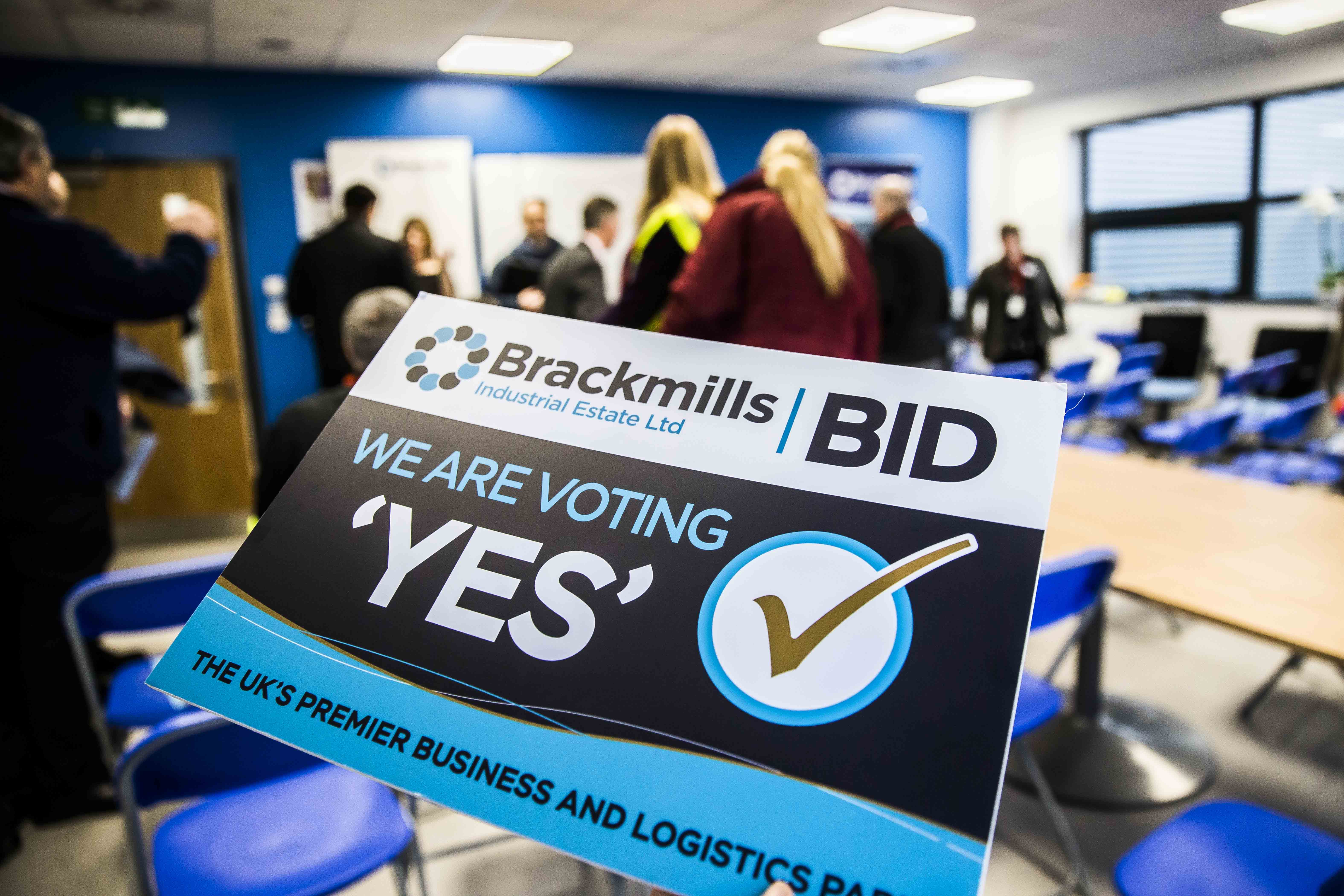 Brackmills Open Meeting Our After Hours Business Event